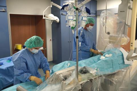 Dr. Witthaut & Assistentin